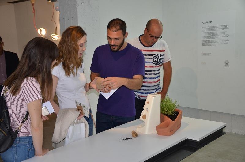 Εγκαινιάστηκε το agro.design workshop