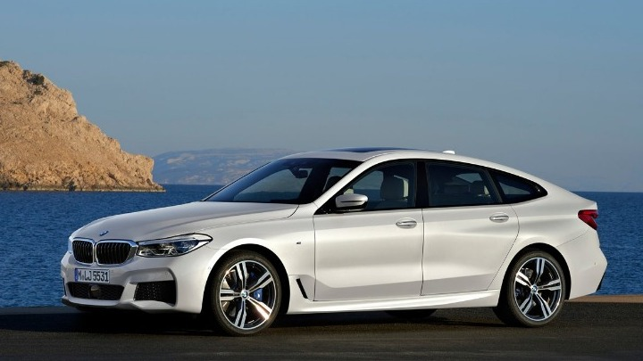 Νέος κινητήρας για την BMW Σειρά 6 Gran Turismo