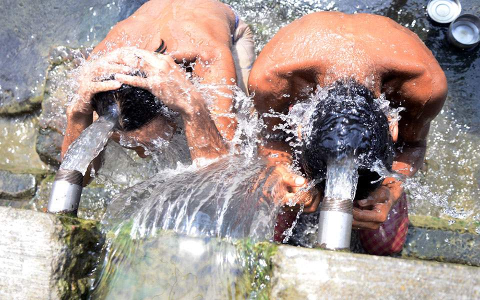 Θερμοκρασία ρεκόρ παγκοσμίως στο Πακιστάν τον Απρίλιο