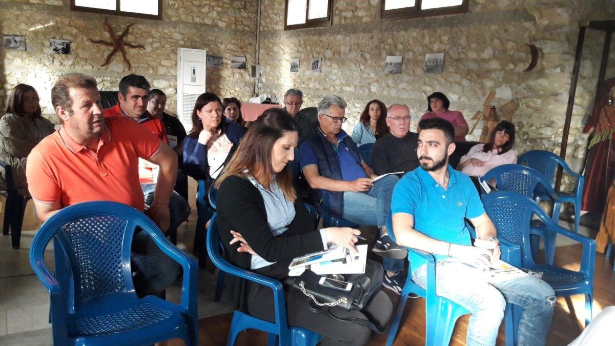 Συνάντηση με Συλλόγους της παρολύμπιας περιοχής στην Καλλιθέα