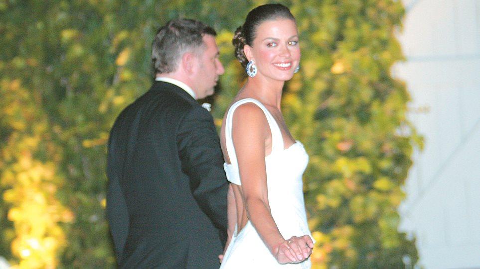 «Χρυσό διαζύγιο»: 34.500€ το μήνα από Παύλο Βαρδινογιάννη σε Τζίνα Αλιμόνου