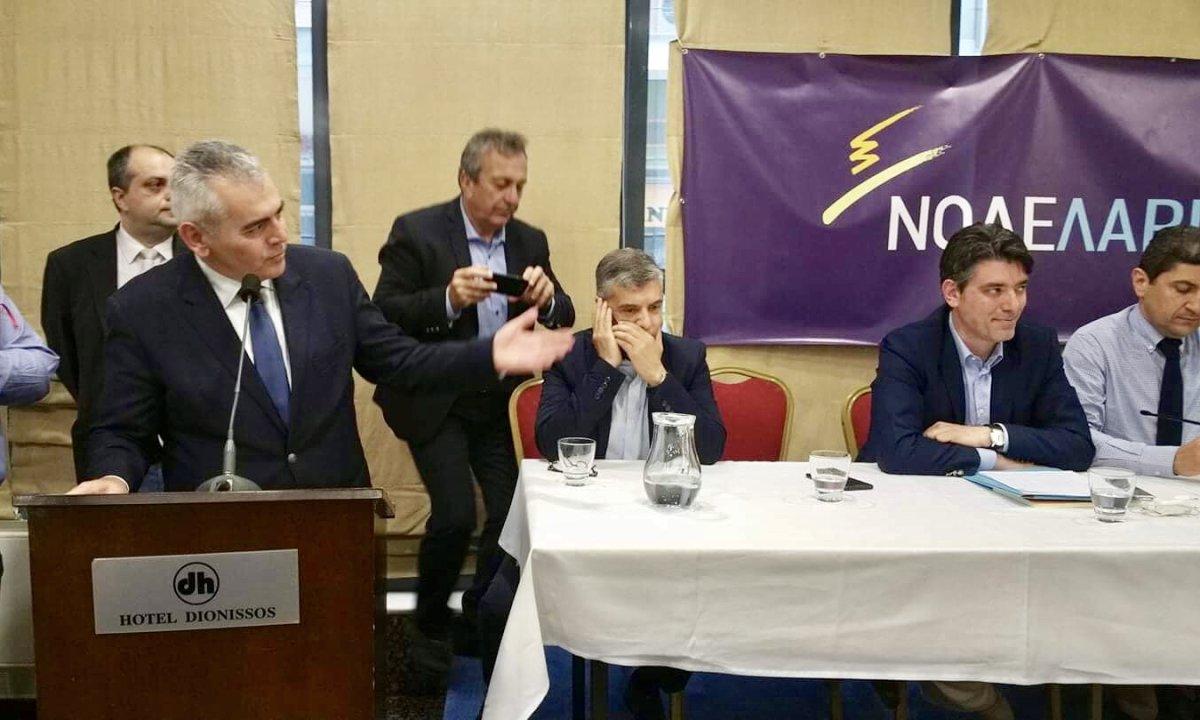 Χαρακόπουλος: Υπονομεύει την επόμενη μέρα η απλή αναλογική!