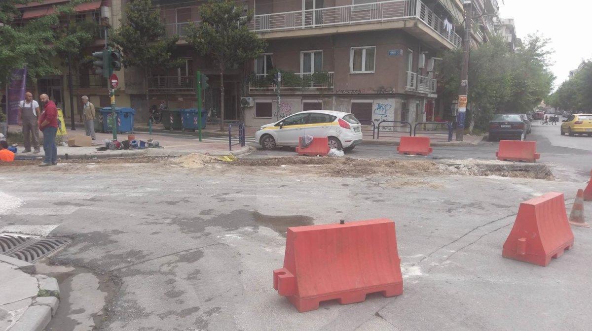 Άρση προσωρινών κυκλοφοριακών ρυθμίσεων στην Μανδηλαρά