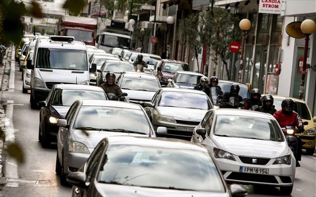 Oλοκληρώθηκε η διασταύρωση των ανασφάλιστων οχημάτων