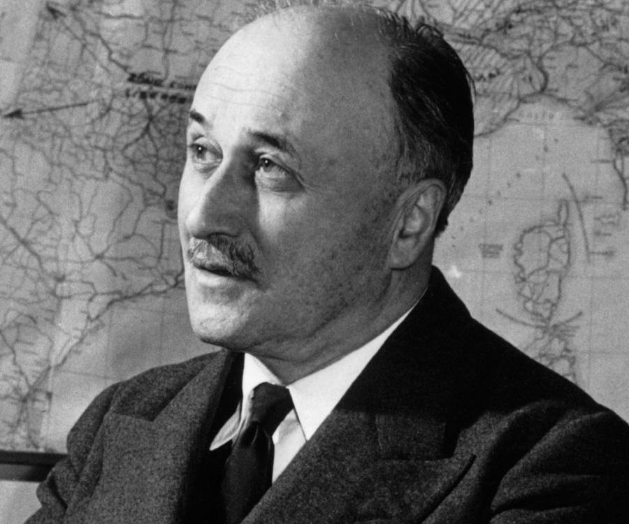 Mνήμη Jean Monnet*