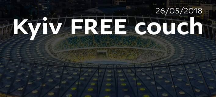 Ουκρανοί ανοίγουν δωρεάν τα σπίτια τους στους τουρίστες για τον τελικό του Champions League