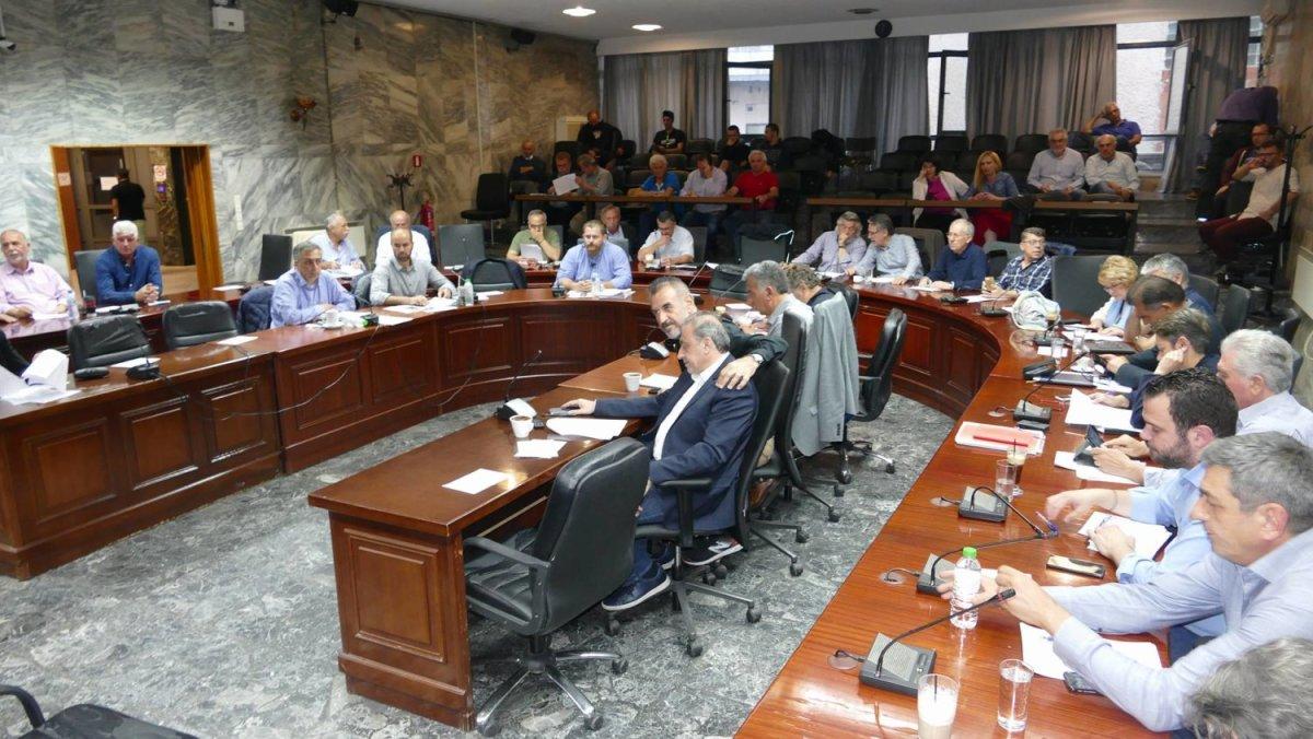 Συνεδριάζει την Πέμπτη το Δημοτικό Συμβούλιο