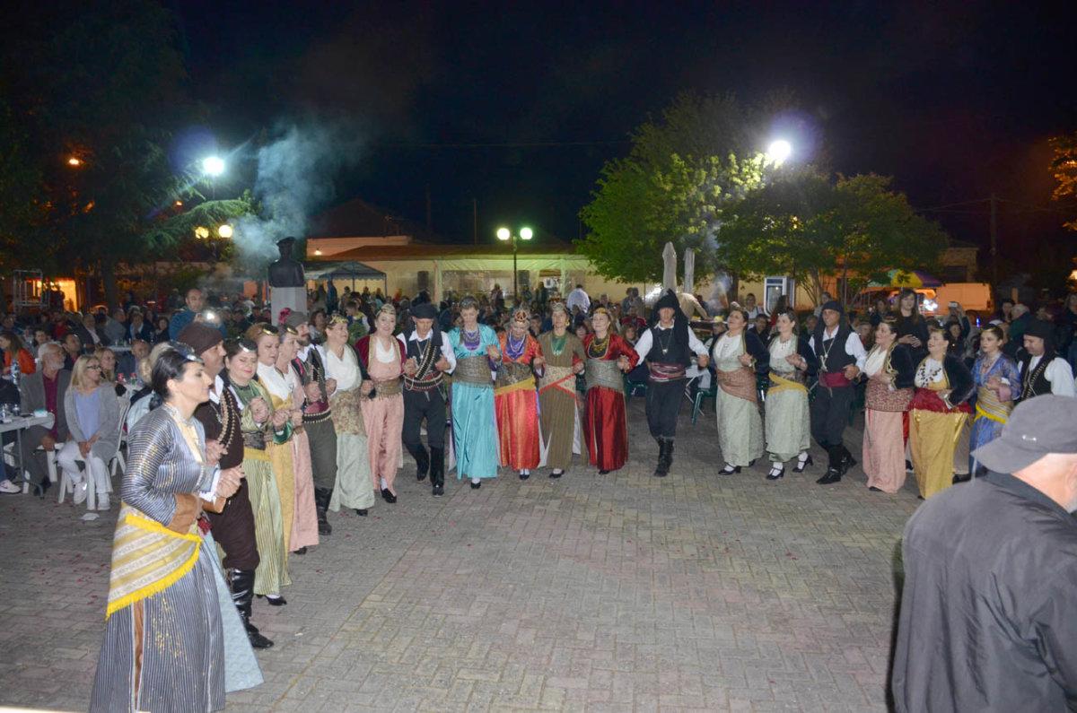 Κλικς από τις πολιτιστικές εκδηλώσεις στα Βούναινα (φωτ.)