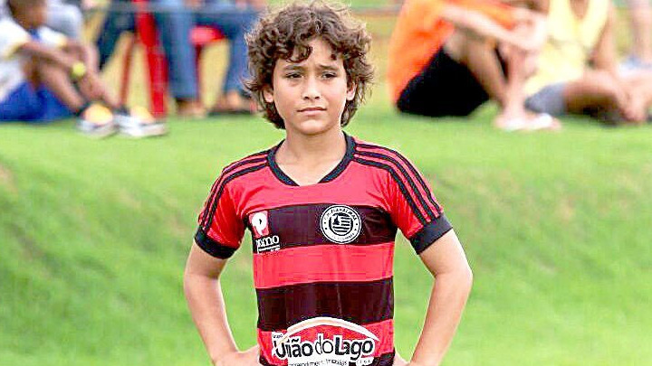 Λουτσιανίνιο: Το «παιδί-θαύμα» του βραζιλιάνικου ποδοσφαίρου