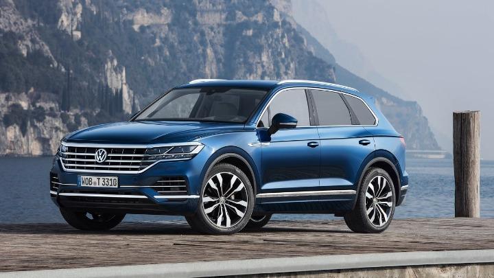 Η VW παρουσιάζει στην Αυστρία το νέο Touareg