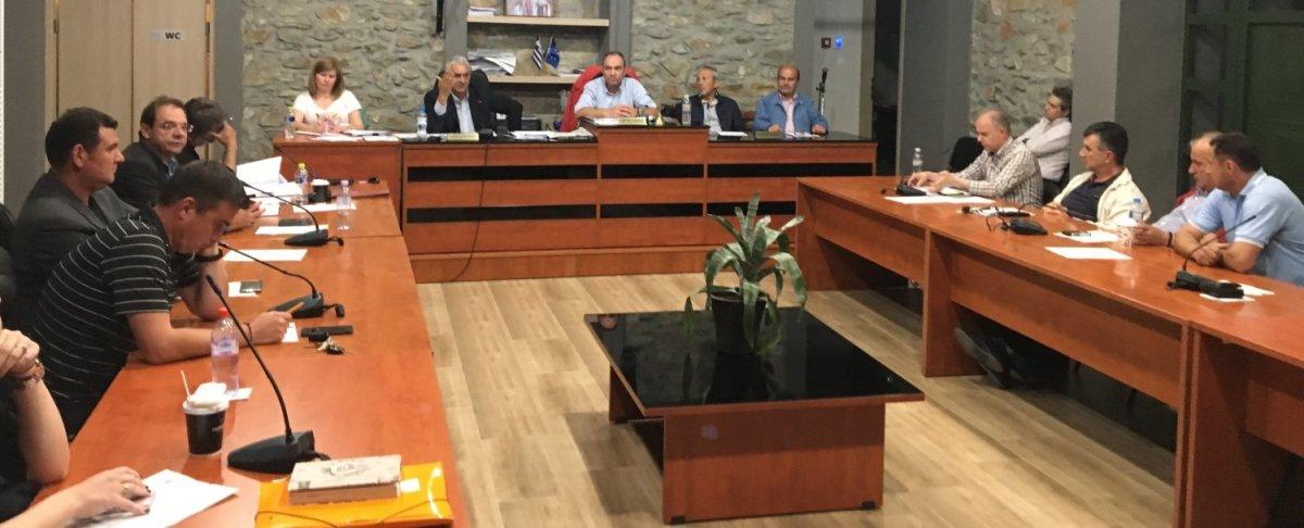 Το ψήφισμα του Δήμου Τεμπών για τον «Κλεισθένη»