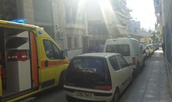 Πυλαία: 25χρονος άνδρας έπεσε από τον τρίτο όροφο πολυκατοικίας