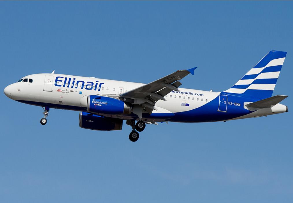 Ellinair: Νέα σύνδεση Αθηνών – Ρόδου με 3 δρομολόγια την εβδομάδα