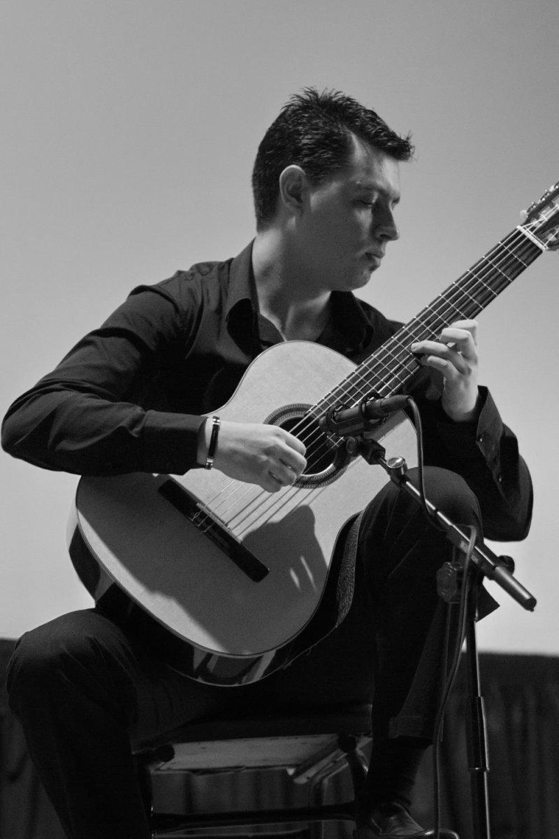 Ρεσιτάλ κιθάρας από το ΣΩΛ