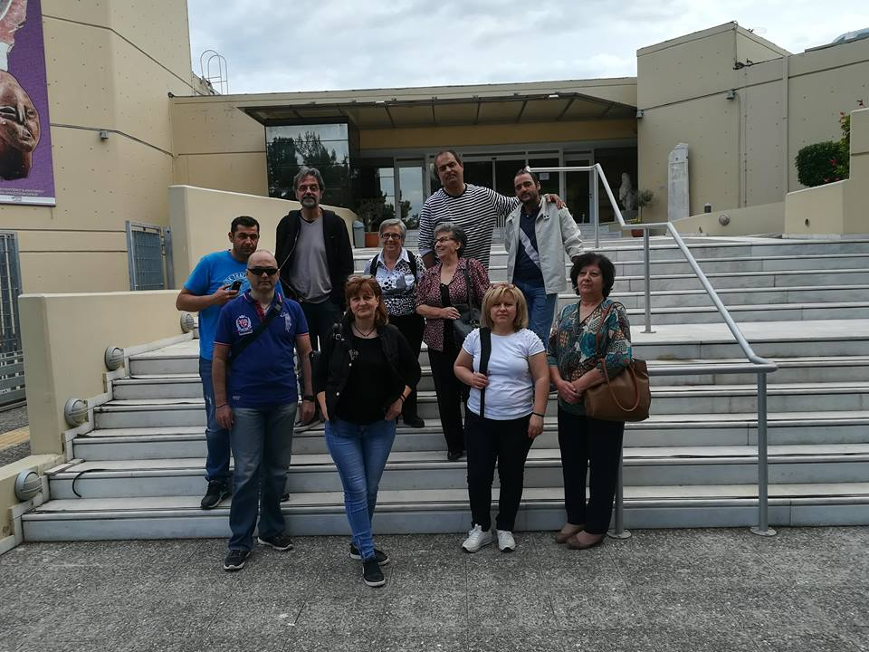 Επίσκεψη του 1ου ΣΔΕ Λάρισας στο Διαχρονικό Μουσείο Λάρισας
