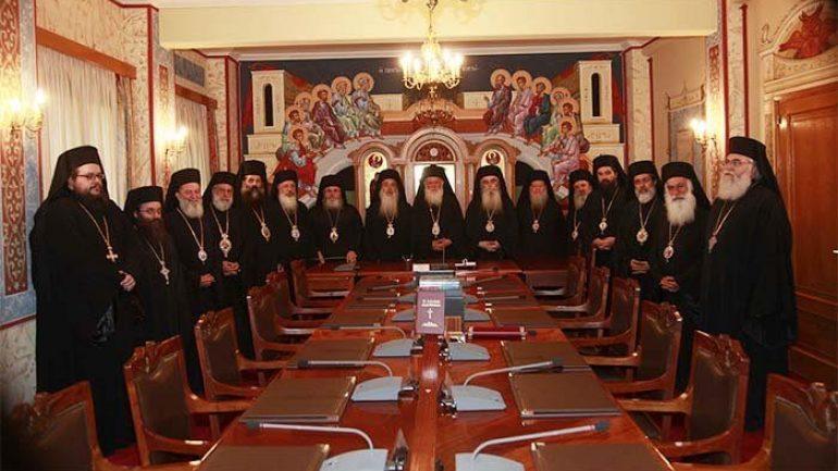 «Ιερά» βέλη από την Ιερά Σύνοδο κατά κατά ΣΥΡΙΖΑ και Ποταμιού