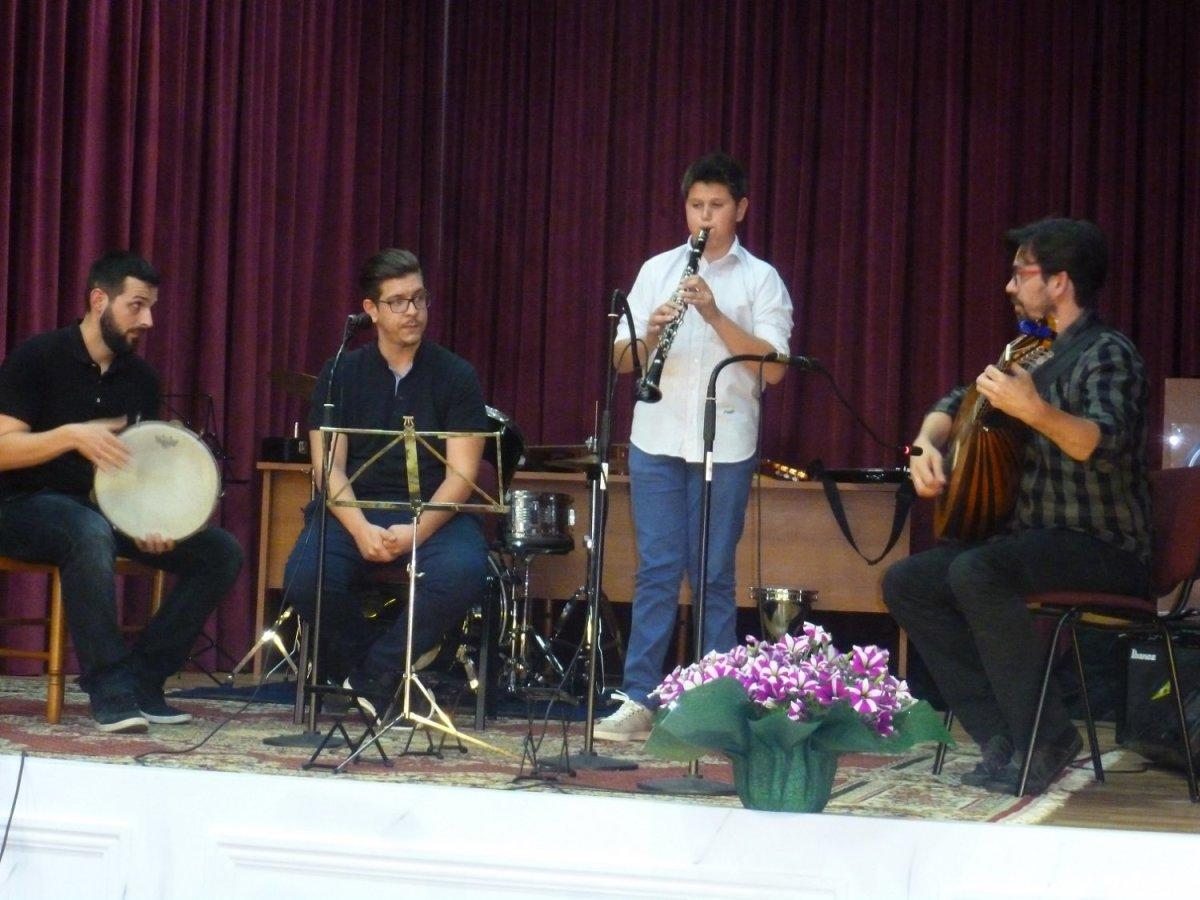 Ενθουσίασε η Εαρινή συναυλία του Μουσικού Συλλόγου Ελασσόνας «musicArte»