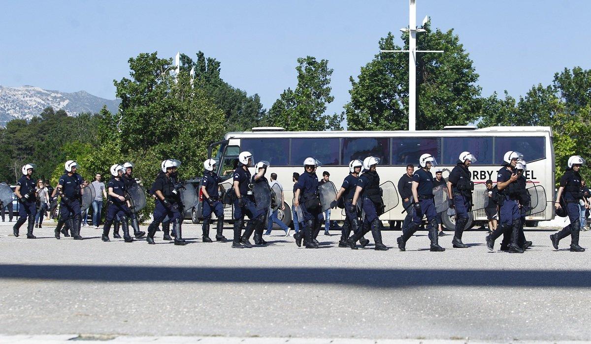 Κύπελλο Ελλάδας: Ένταση γύρω από το ΟΑΚΑ