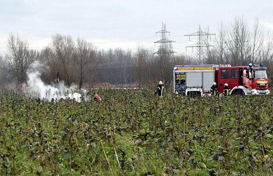 Ισπανία: Συντριβή μικρού αεροσκάφους με 3 νεκρούς