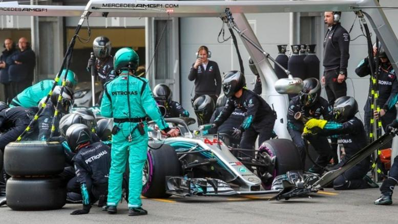 Ο Χάμιλτον στην pole position του γκραν πρι της Ισπανίας