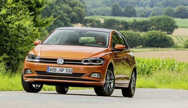 Ανάκληση του νέου VW Polo