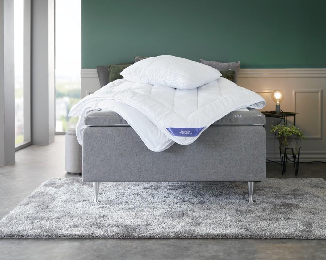 Παπλώματα και μαξιλάρια από τη JYSK
