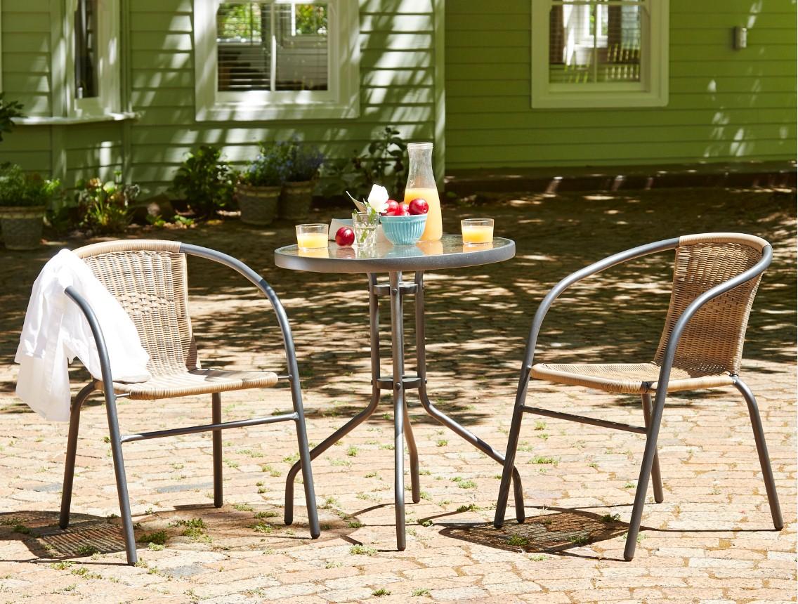 Έπιπλα κήπου ιδανικά για το μπαλκόνι, τη βεράντα και τον κήπο σας