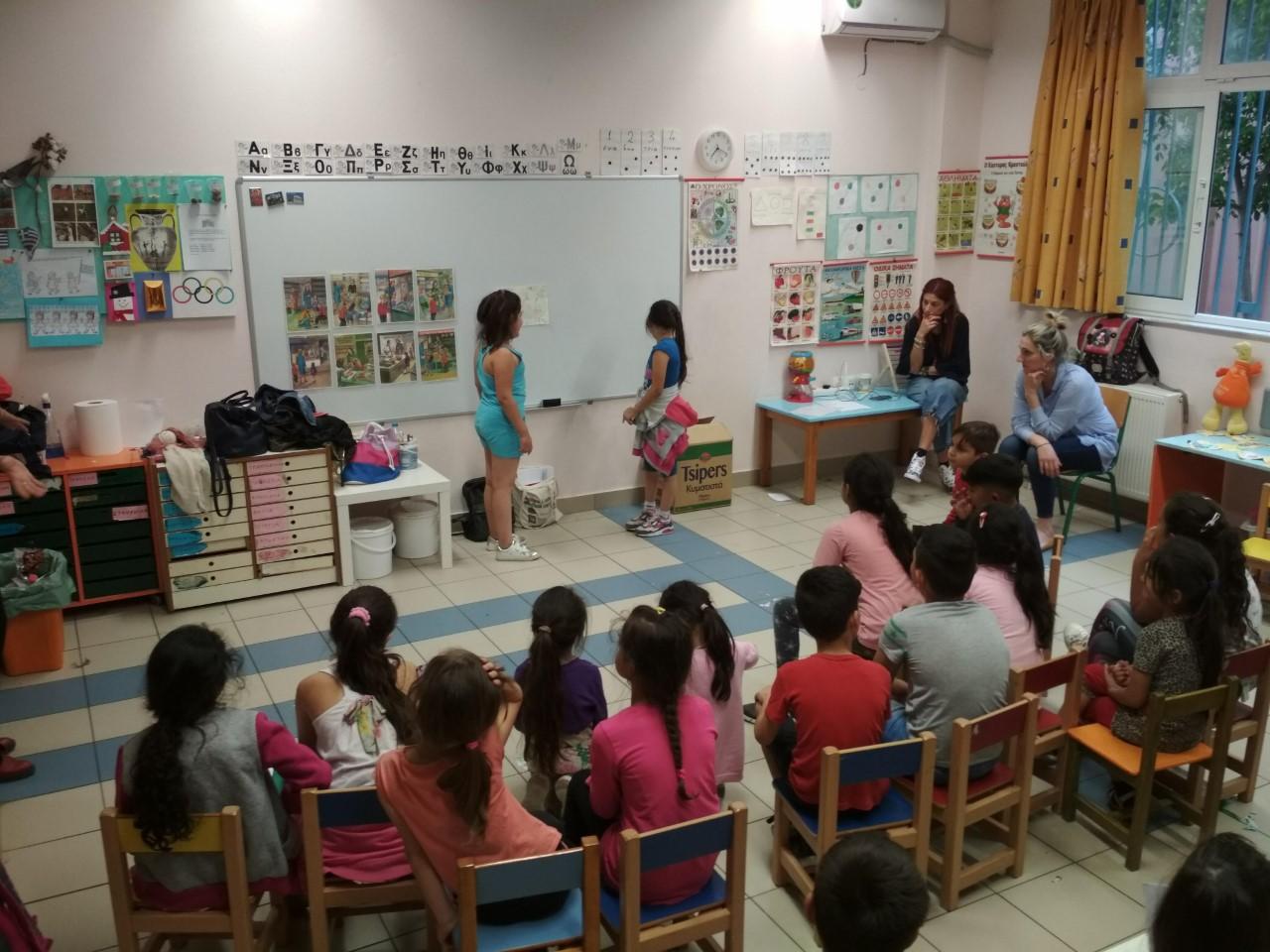 Γιορτη Μητερας Κοινωνικες δομες δημου λαρισαιων (2)