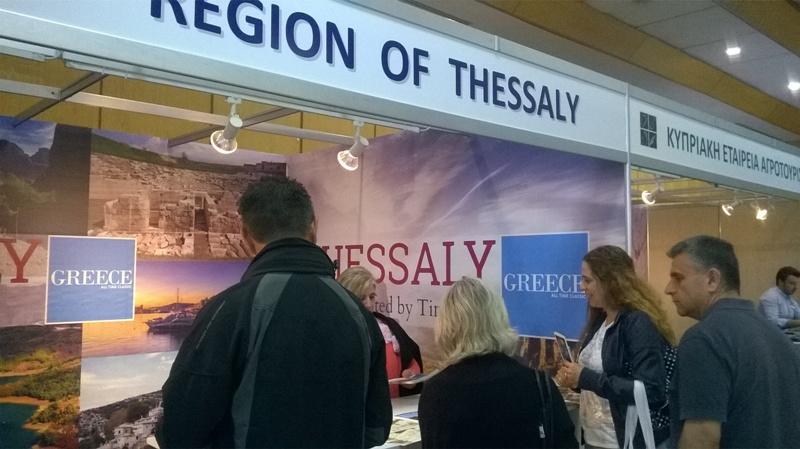 «Αρέσει στους Κύπριους τουρίστες η Θεσσαλία»