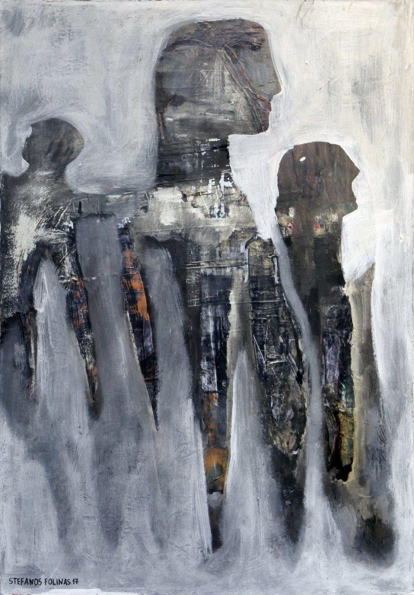 Ξενάγηση στην έκθεση ζωγραφικής «Γη των ανθρώπων»