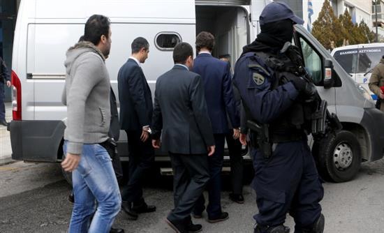 Το Εφετείο δεν ανέστειλε το άσυλο στον δεύτερο Τούρκο αξιωματικό
