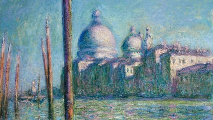 National Gallery – Κλοντ Μονέ και αρχιτεκτονική