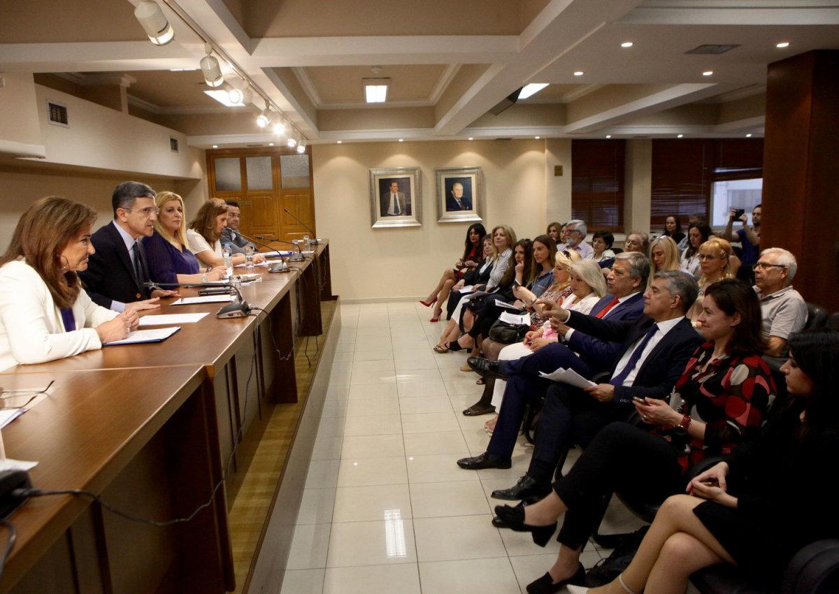 Εκδήλωση στην ΕΝΠΕ για τη δημογραφική κατάρρευση της Ελλάδας