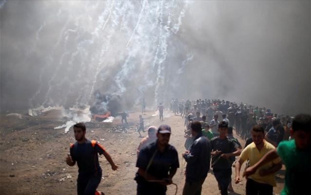 Γάζα: Φόβοι για νέα κλιμάκωση, κηδεύονται οι νεκροί της Δευτέρας