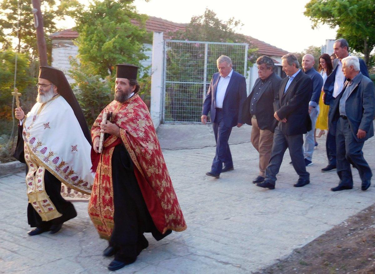 Γιόρτασαν τον Άγιο Αχίλλιο στο Δήμο Κιλελέρ