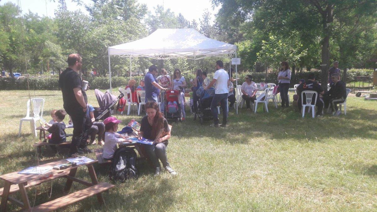 Οι δράσεις των Ενεργών Πολιτών στην 3η Οικογιορτή Λάρισας