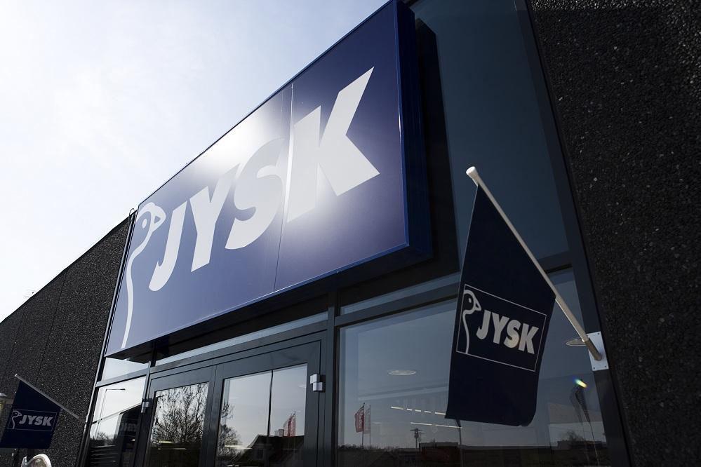 Η  JYSK  ανοίγει νέο 2o κατάστημα στη Λάρισα