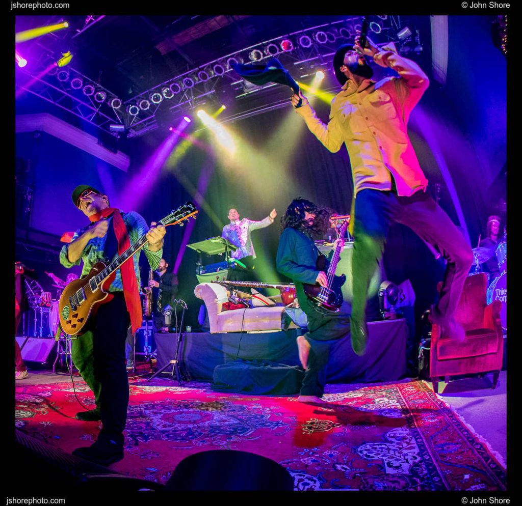 Thievery Corporation at the 9:30 Club - third night of a 3-night (sold out) run