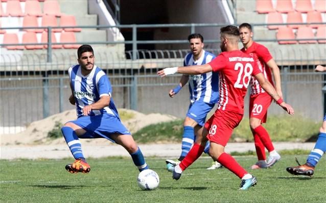Football League: Υποβιβάστηκε ο Πανσερραϊκός