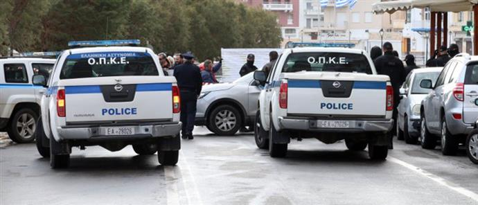 Πυροβολισμοί κατά αστυνομικών στα Λιόσια