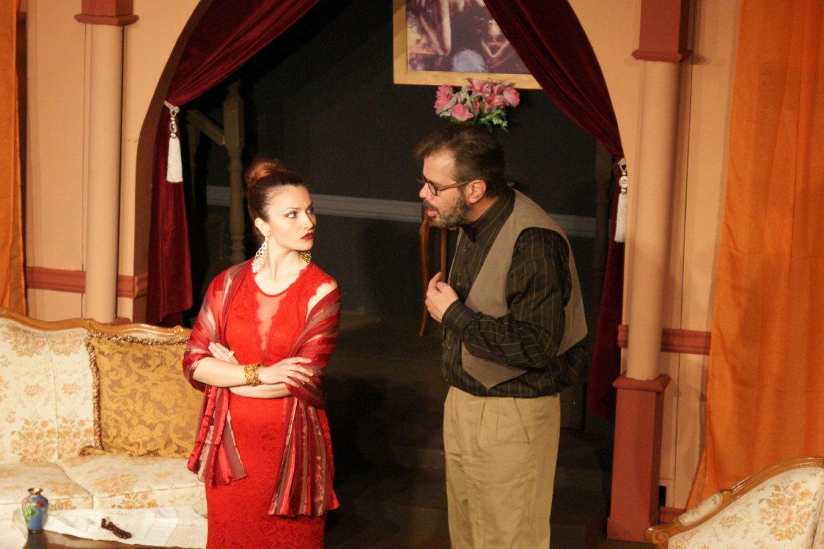 Τελευταίες παραστάσεις στο Θέατρο Τεχνών Λάρισας