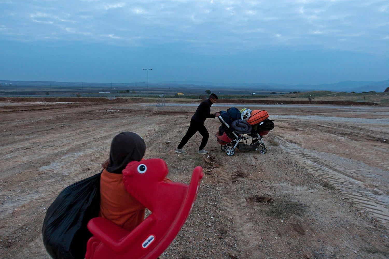 Βαγγέλης Κουσιώρας πρόσφυγες (1)