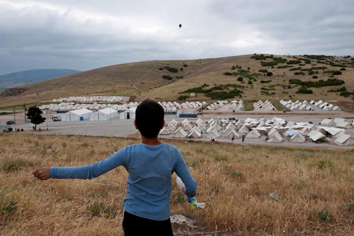 «Πρόσφυγες» από τον φωτογράφο Βαγγέλη Κουσιώρα