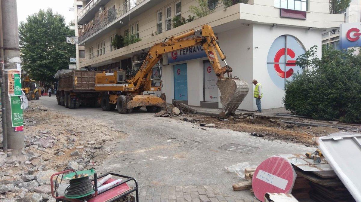 Κλείνει για δύο μήνες κεντρικό τμήμα της οδού Μανδηλαρά