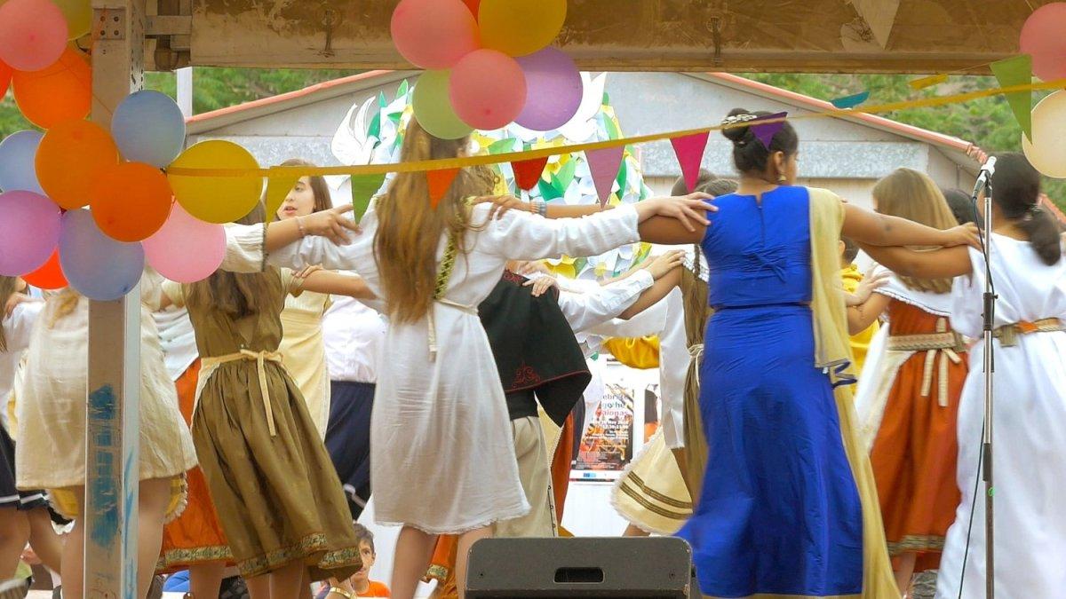 Μια μεγάλη γιορτή στην Ανοιχτή Δομή Φιλοξενίας Προσφύγων Ελαιώνα