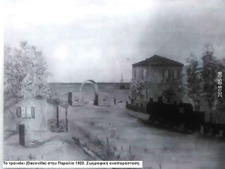 100 χρόνια «Ντεκοβίλ» (1918 – 2018)