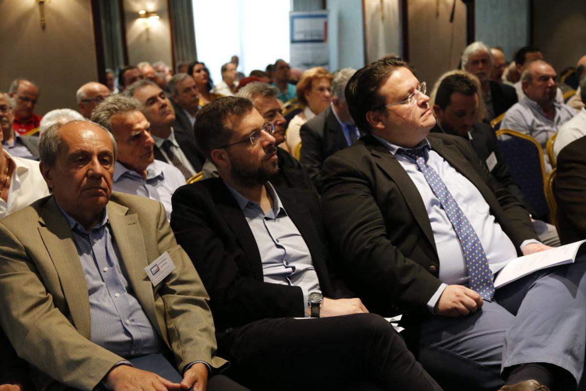 1η Προγραμματική Συνδιάσκεψη της Δημοκρατικής Ευθύνης