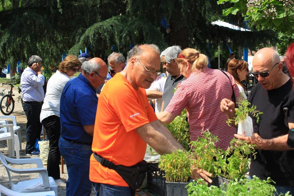 Μια γιορτή για τους παραδοσιακούς σπόρους και τα φυτά