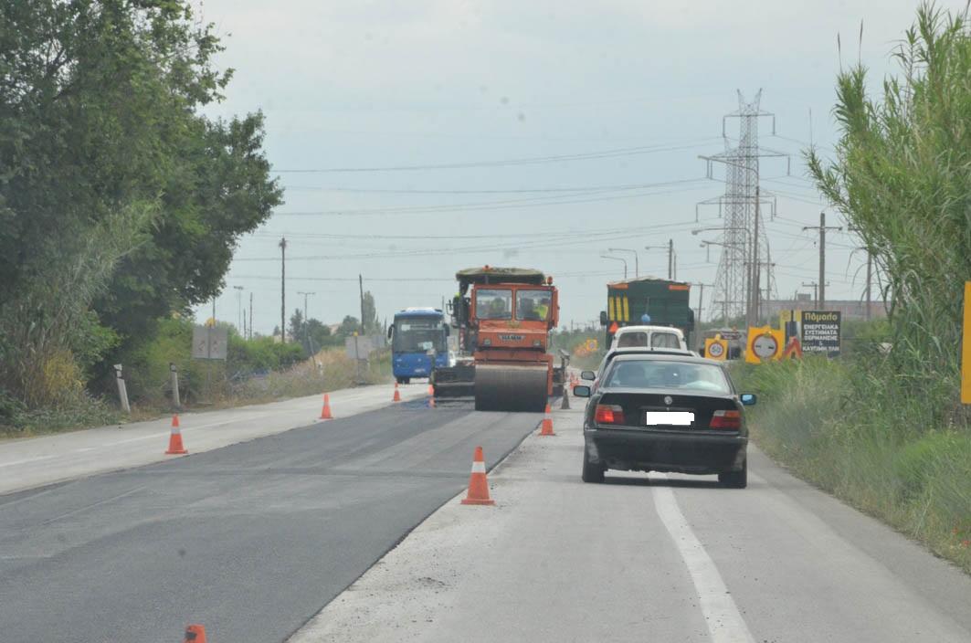 Κυκλοφοριακές ρυθμίσεις στην επαρχιακή οδό Ελασσόνας – Τσαριτσάνης