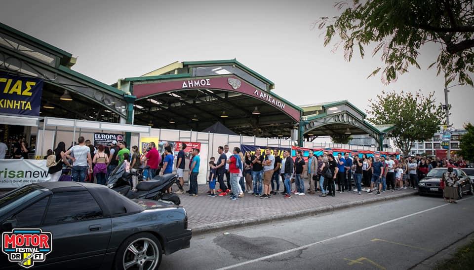 Χιλιάδες κόσμου στη Λάρισα για τη μεγαλύτερη γιορτή του ελληνικού motorsport